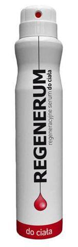 REGENERUM Regeneracyjne serum do ciała spray 180ml