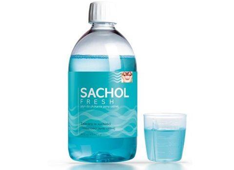 SACHOL FRESH Płyn do płukania jamy ustnej 200ml