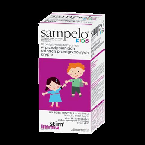 SAMPELO KIDS 120ml