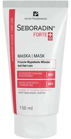 SEBORADIN Maska przeciw wypadaniu włosów 150ml