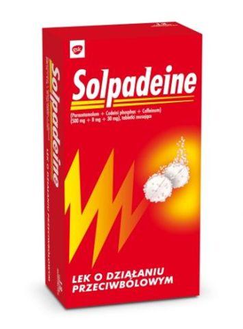 SOLPADEINE x 12 tabl. musujących
