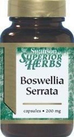SWANSON Boswellia Serrata ekstrakt x 120 kapsułek