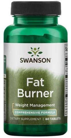 SWANSON Fat Burner x 60 tabletek