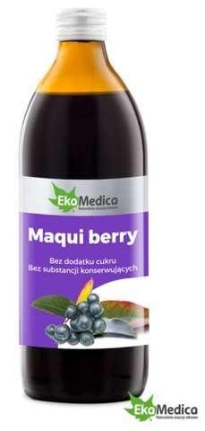 Sok z owoców Maqui Berry 100% 500ml
