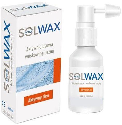 Solwax Active spray 15ml