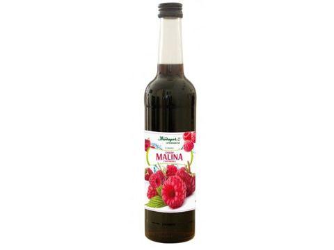 Syrop Malina z witaminą C 400ml