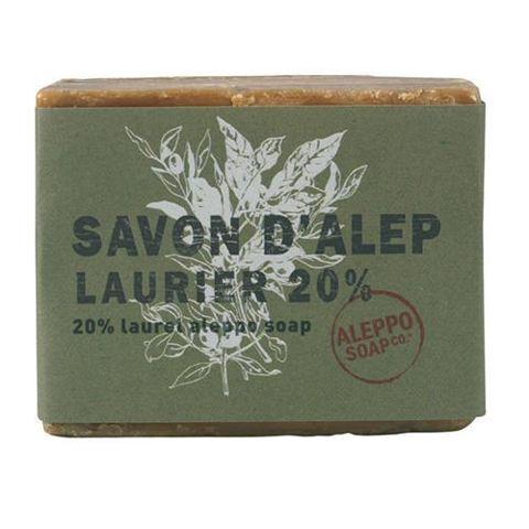 TADE Mydło Aleppo 20% 200g x 3 sztuki