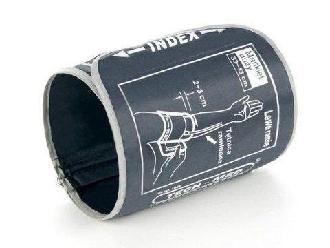TECH-MED Mankiet do ciśnieniomierzy elektrycznych dla otyłych x 1 sztuka