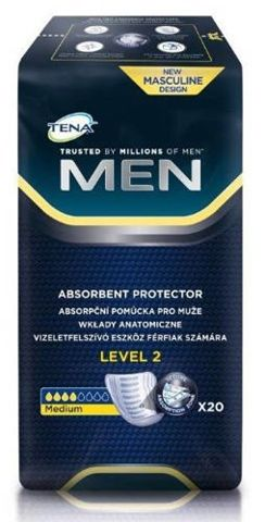TENA Men Medium (Level 2) x 20 sztuki
