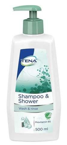 TENA Shampoo & Shower żel do mycia i szampon 500ml