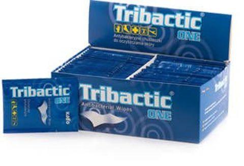 Tribactic One chusteczki antybakteryjne x 40 sztuk