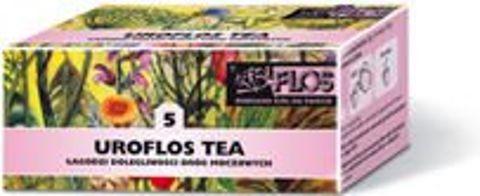 UROFLOS TEA 5 Fix 2g x 25 saszetek