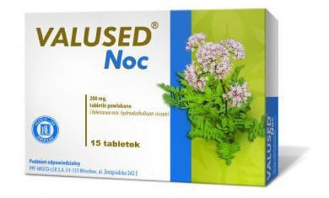 VALUSED NOC x 15 tabletek