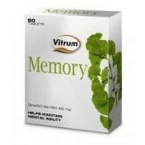 VITRUM MEMORY x 60 tabletek