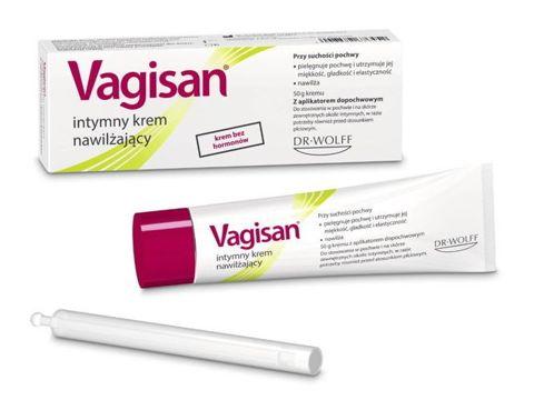 Vagisan Intymny krem nawilżający 50g