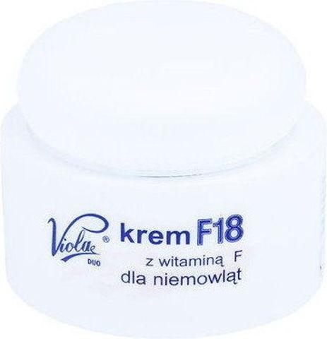 Viola krem F18 z vit. F dla niemowląt 50ml