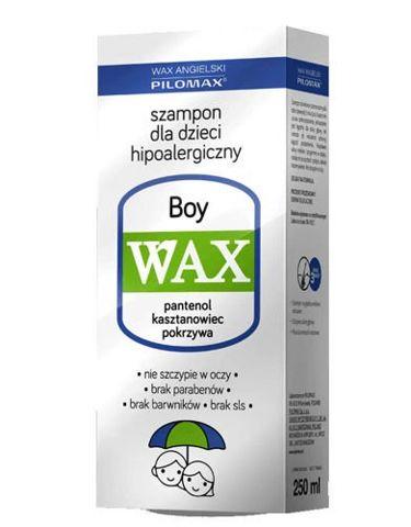 WAX Pilomax Boy szampon do włosów dla dzieci 250ml