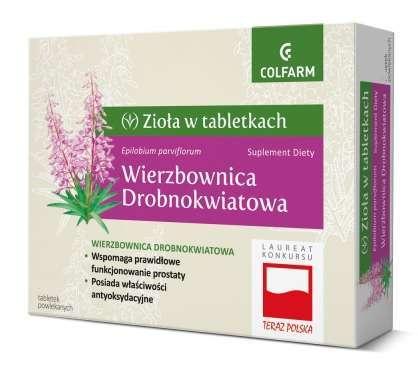 WIERZBOWNICA x 30 tabletek
