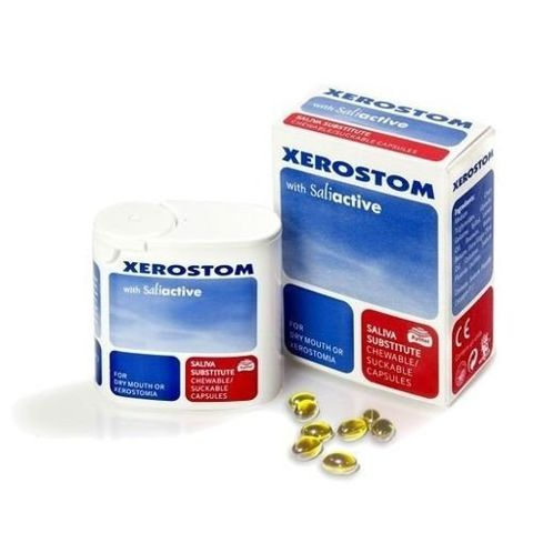XEROSTOM Dry Mouth Capsules x 40 kapsułek