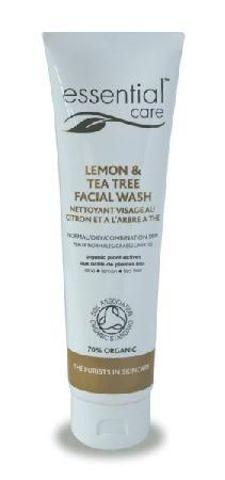 """ŻEL do mycia twarzy """"Cytryna i Drzewo Herbaciane""""  30 ml"""