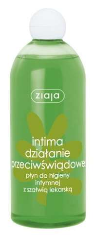 ZIAJA Płyn do higieny intymnej Szałwia lekarska 500ml