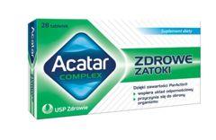 Acatar Complex x 28 tabletek