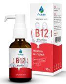 Avitale Witamina B12 Metylokobalamina 200mcg krople 30 ml