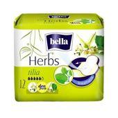 BELLA Herbs Tilia podpaski x 12 sztuk