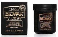 BIOVAX Glamour Caviar Złote algi & Kawior maseczka do wszystkich rodzajów włosów 125ml