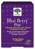 BLUE BERRY PLUS x 60 tabletek