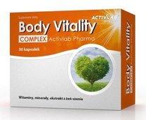 BODY VITALITY COMPLEX x 30 tabletek