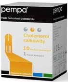 BeneCheck Paski do pomiaru cholesterolu x 10 sztuk