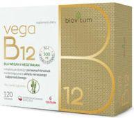 Biovitum Vega B12 x 120 tabletek