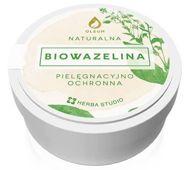 Biowazelina Oleum naturalna maść pielęgnacyjno-ochronna 30g
