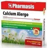 Calcium Alergo x 16 tabletek musujących