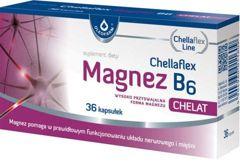 Chellaflex Magnez B6 x 36 kapsułek