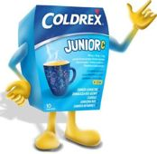 Coldrex Junior C x 10 saszetek