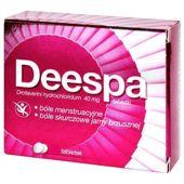 DEESPA 40mg x 40 tabletek