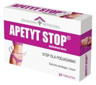 DOMOWA APTECZKA Apetyt Stop x 30 tabletek