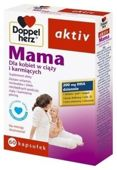 DOPPELHERZ AKTIV Mama Dla kobiet w ciąży i karmiących x 60 kapsułek
