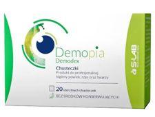 Demopia Demodex chusteczki x 20 sztuk