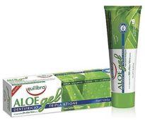 EQUILIBRA  pasta do zębów o potrójnym działaniu żel aloesowy 75ml