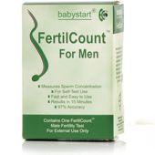 FERTILCOUNT Test płodności dla mężczyzn x 1sztuka