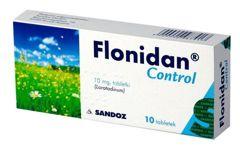 FLONIDAN CONTROL 10mg x 10 tabletek