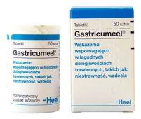 GASTRICUMEEL x 50 tabletek