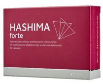 Hashima forte x 30 kapsułek