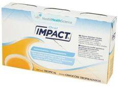 Impact Oral płyn o smaku owoców tropikalnych 237ml x 3 sztuki