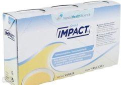 Impact Oral płyn o smaku waniliowym 237ml x 3 sztuki