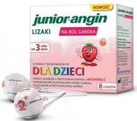 Junior-Angin lizaki x 8 sztuk
