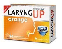 LARYNG UP Orange x 24 tabletki do ssania - data ważności 28-02-2019r.